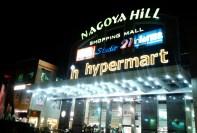 Nagoya Hill tempat berbelanja di Batam