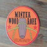 Mister Wood Rope | De Veganistische bakker