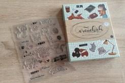 Stempels en stickers