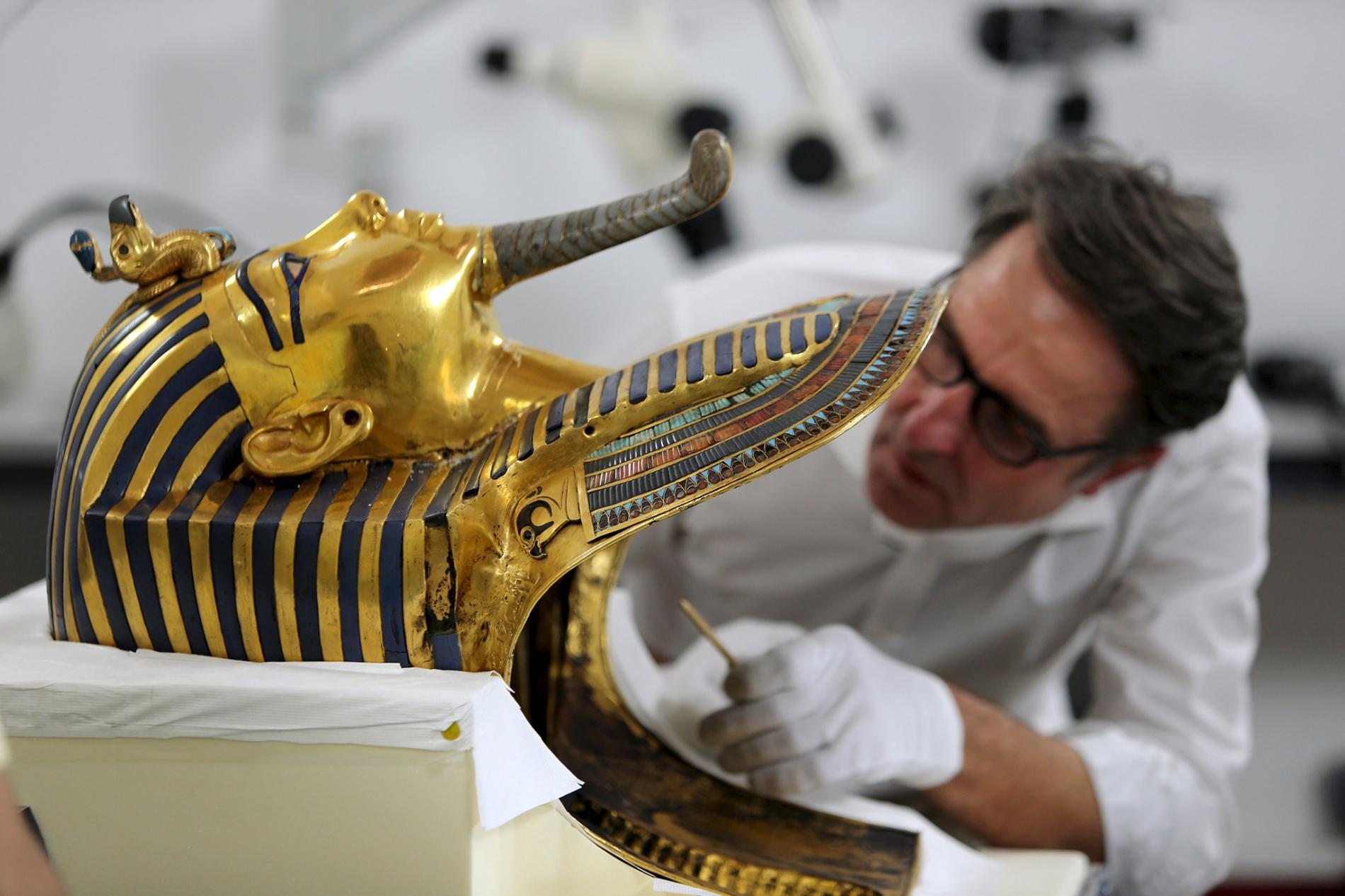 The Egyptian Museum - King Tut Collection
