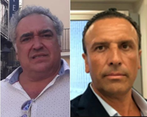 Juan M Ferrer y Fofo Robledo