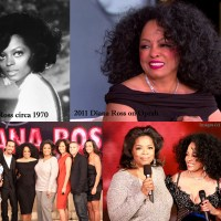 Ultimate Natural Hair Icon:: Diana Ross on Oprah
