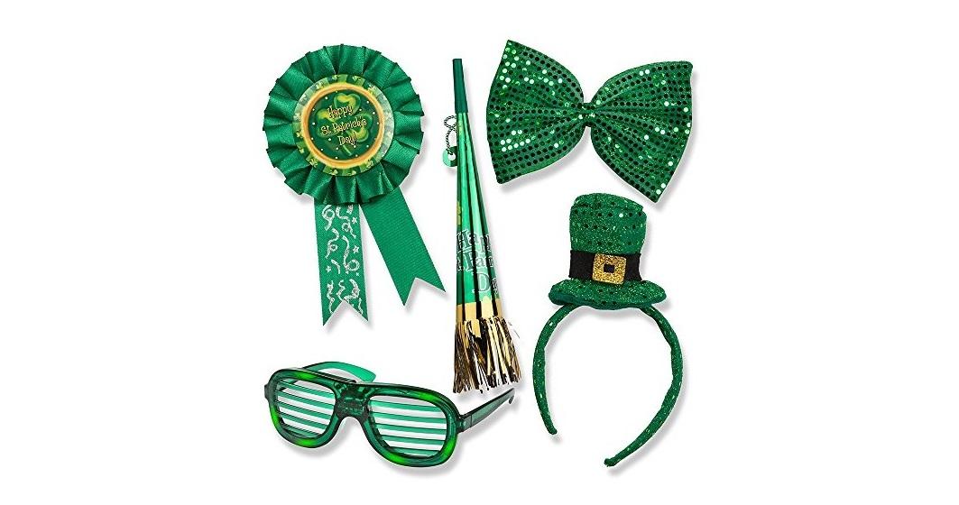 Você está pronto para o Saint Patrick's Day