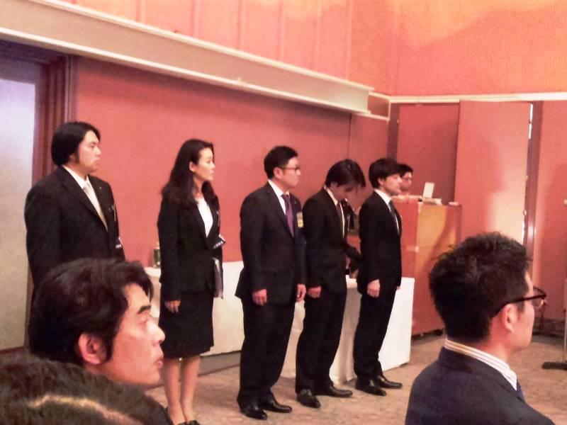 御殿場青年会議所創立55周年記念 現役 実行委員長 勝亦敦志 亀屋書店