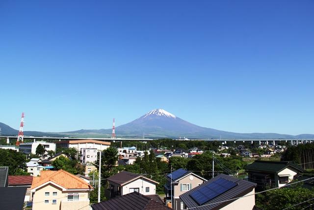 富士山 表富士 女富士