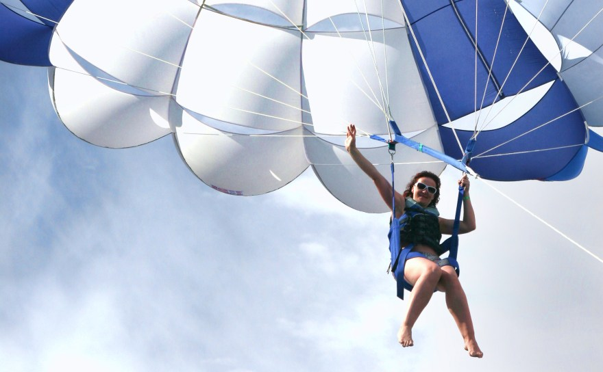 Activities Parasailing Miami Beach