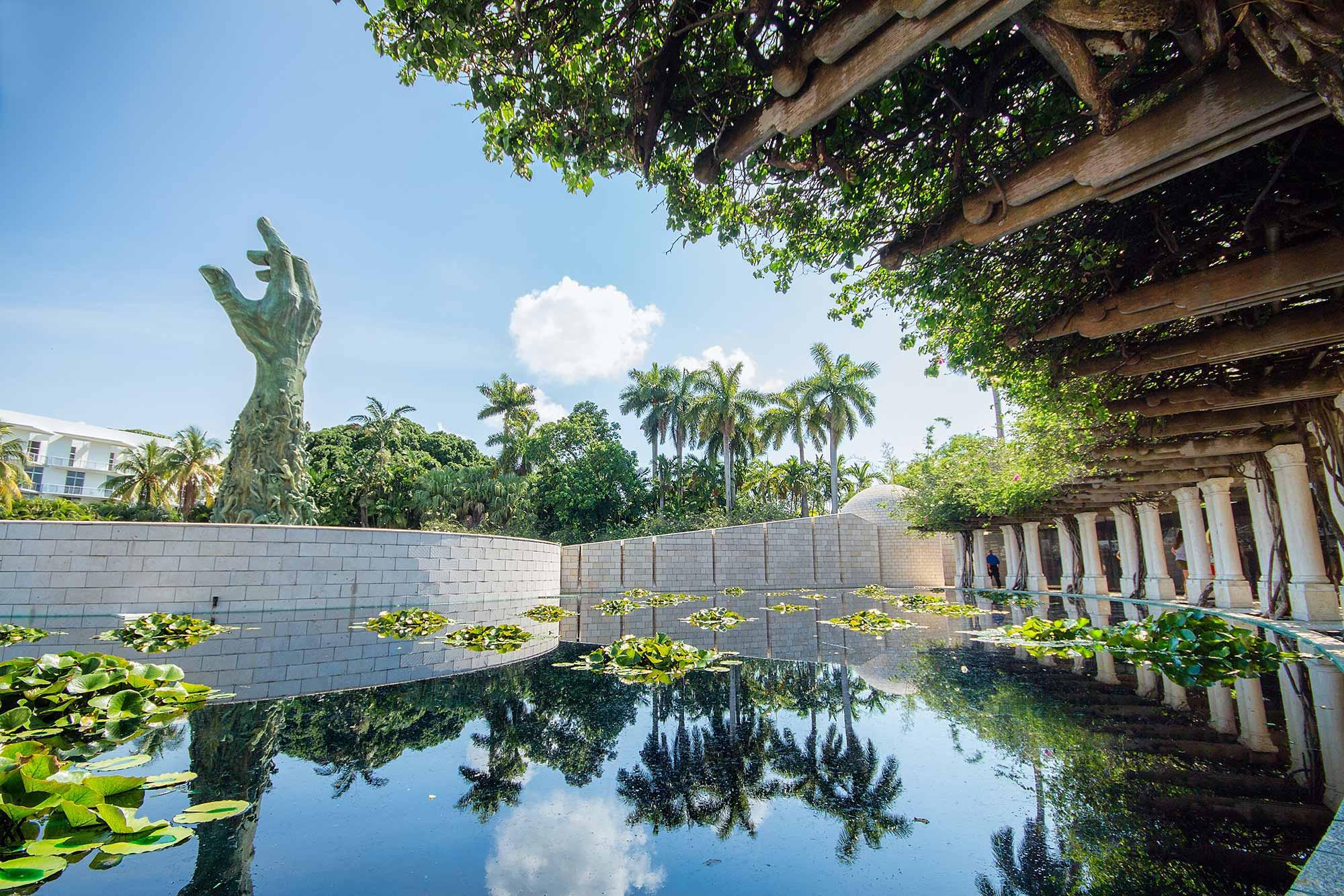Miami Beach Holocaust Memorial