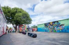 Wynwood Art Walls Miami