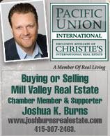 Josh Burns, Pacific Union Real Estate