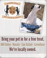 Woodlands Pet Food & Treats