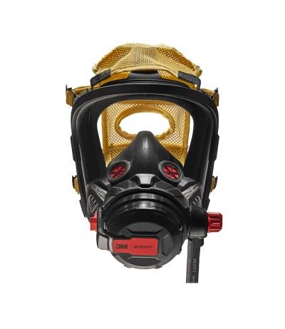 Máscara 3M ™ Scott ™ Vision C5 con regulador EZ Flo C5