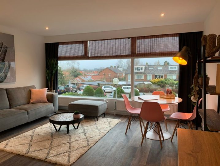 Apartment @54 De Schelp