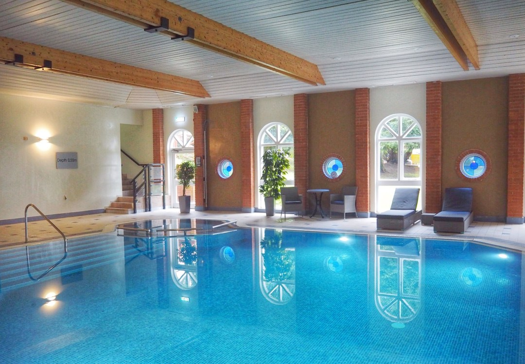 Farnham Hog's Back Hotel Spa Day Pool