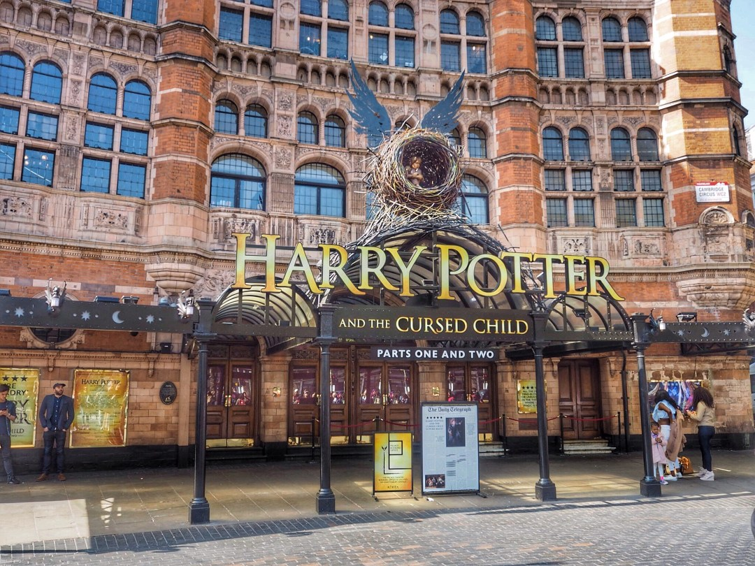 See your city - Harry Potter Tour - Enjoy the Adventure