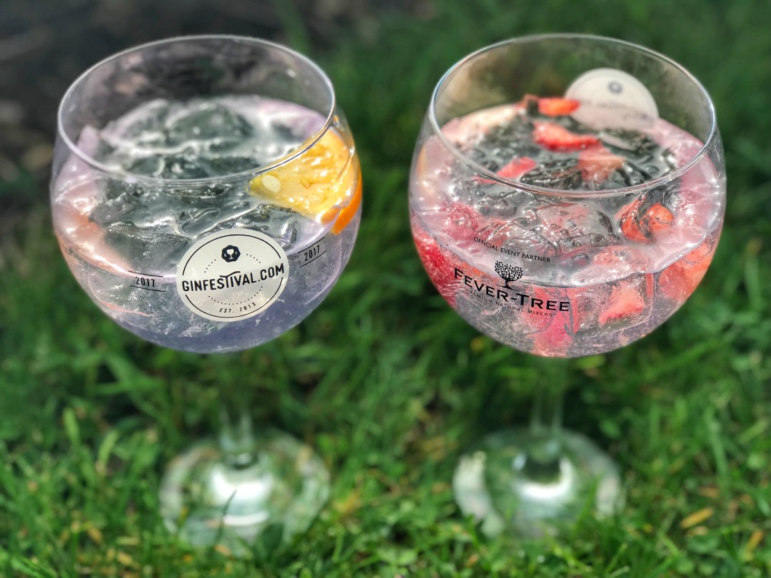 Gin Festival Review - Enjoy the Adventure
