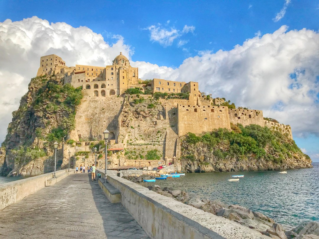 Ischia Castle - Enjoy the Adventure