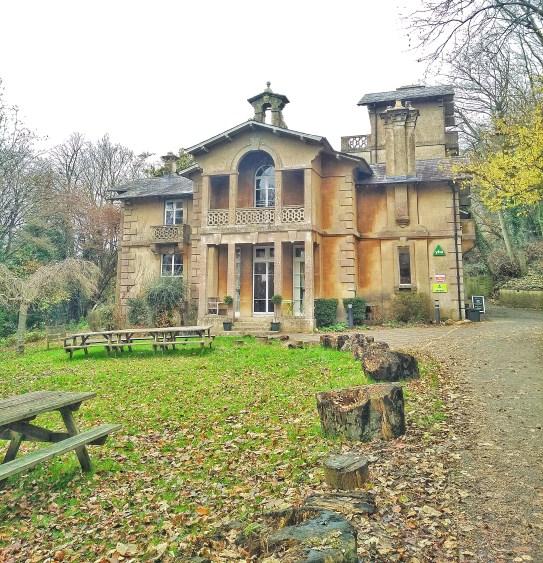 YHA Hostel Bath UK