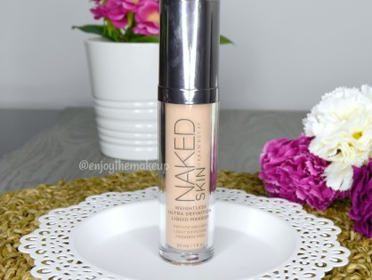 Naked skin de Urban Decay