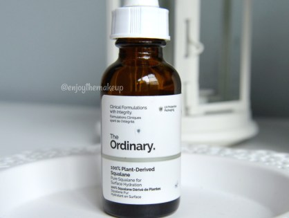 100% Plant-Derived Squalane de The Ordinary