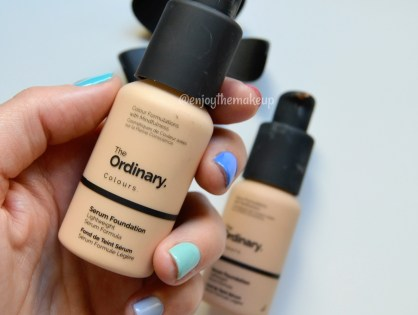 Serum foundation de The Ordinary