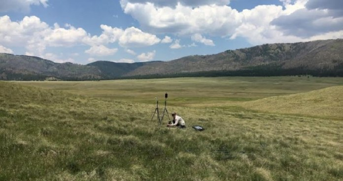 Listening to the Eclipse: National Park Service scientists join Smithsonian, NASA in nationwide project