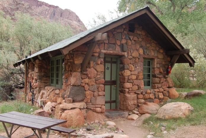 Phantom Ranch Cabin Grand Canyon National Park