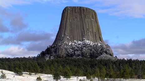 Devils Tower Oldest Person to climb summit