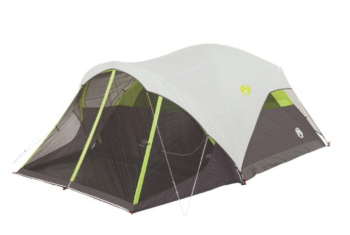 Affordable Camping Tents Budget