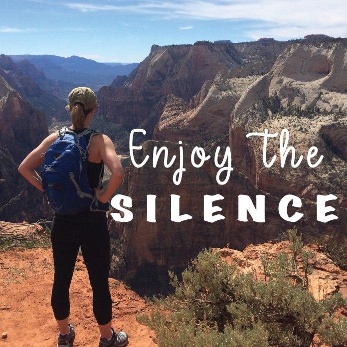 Enjoy The Silence: Hike | Camp | Wildlife | Astronomy | Outdoors