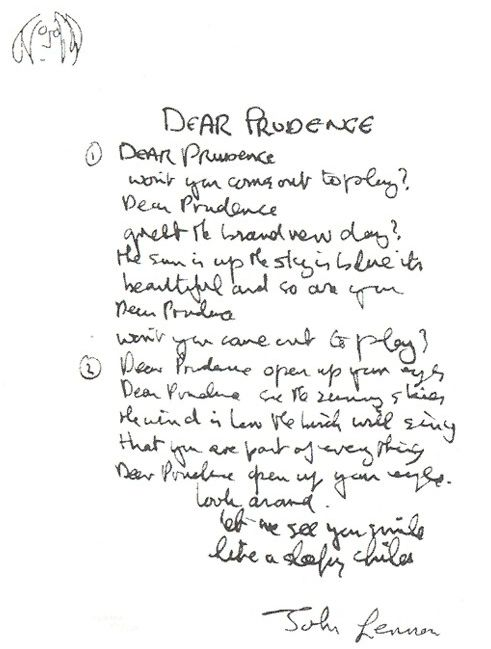 dear_prudence_-_the_artwork_of_john_lennon