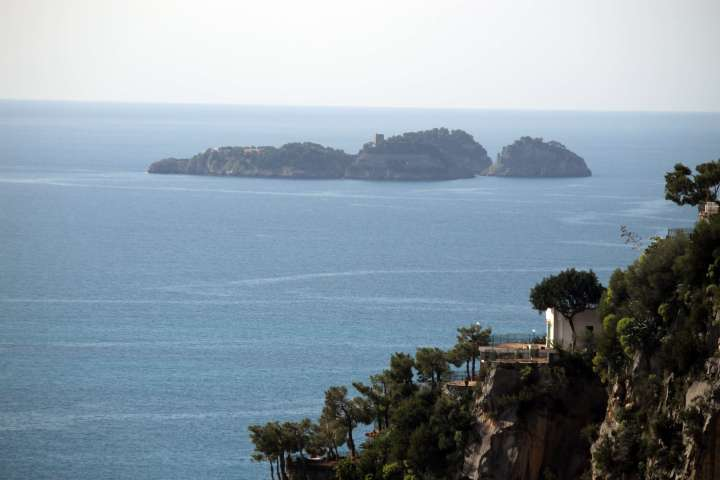 Love Affair with Positano - 3 Sirens of Positano