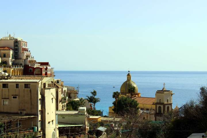 Love Affair with Positano - Santa Maria Assunta Duomo