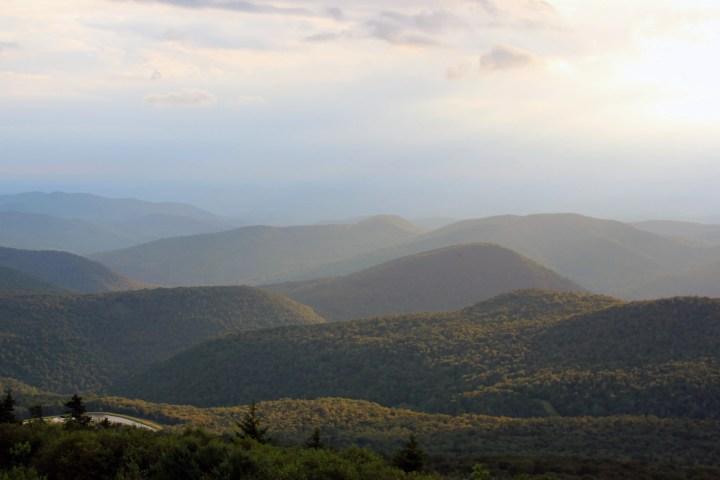 Manchester Vermont Lodging   Mount Equinox Summit