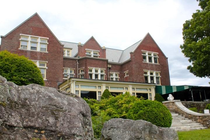 Manchester VT lodging at the Wilburton Inn