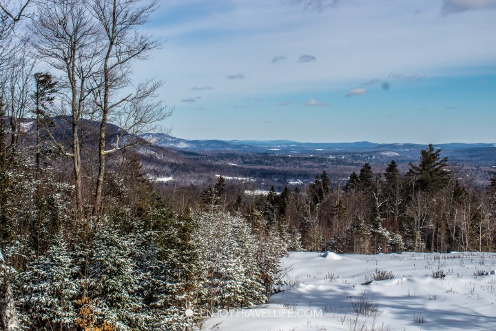 Winter in Bethel Maine | Mountain View