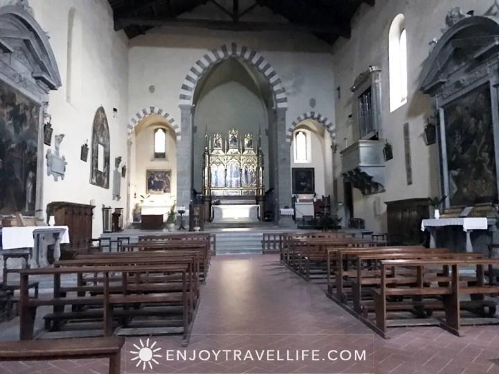 San Domenico | Cortona | Italy