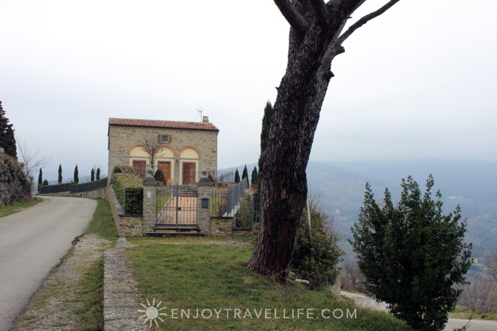Tuscan Villa | Cortona | Italy