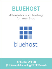 Best Blogging Tools - Bluehost