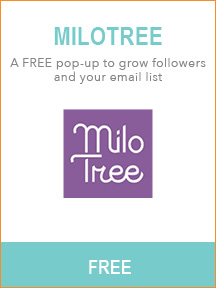Best Blogging Tools - MiloTree