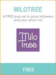 Best Blogging Tools - MiloTree