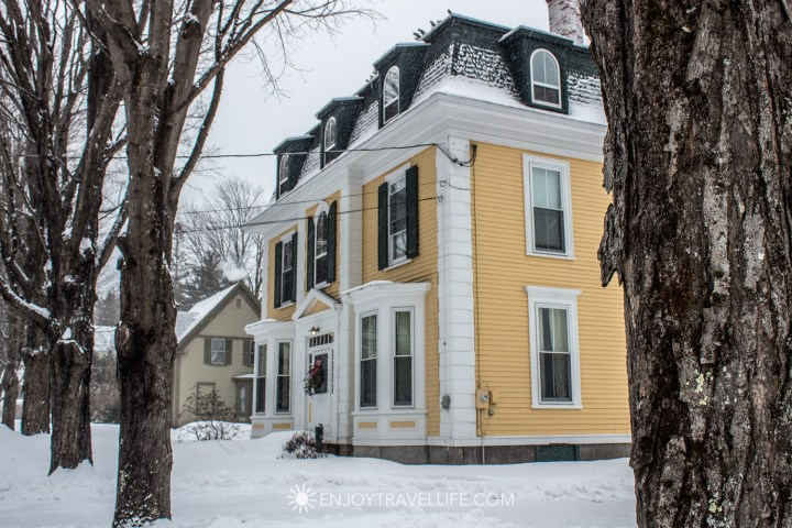 Winter in Bethel Maine | The Bethel Inn Resort