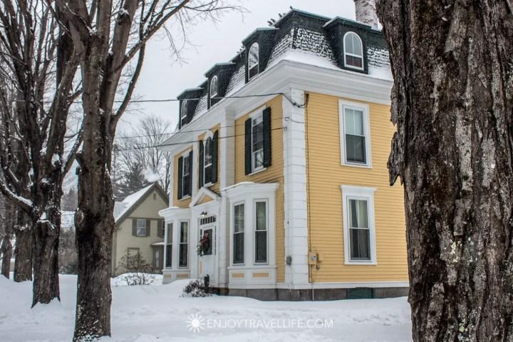 Winter in Bethel Maine | The Bethel Inn Resort