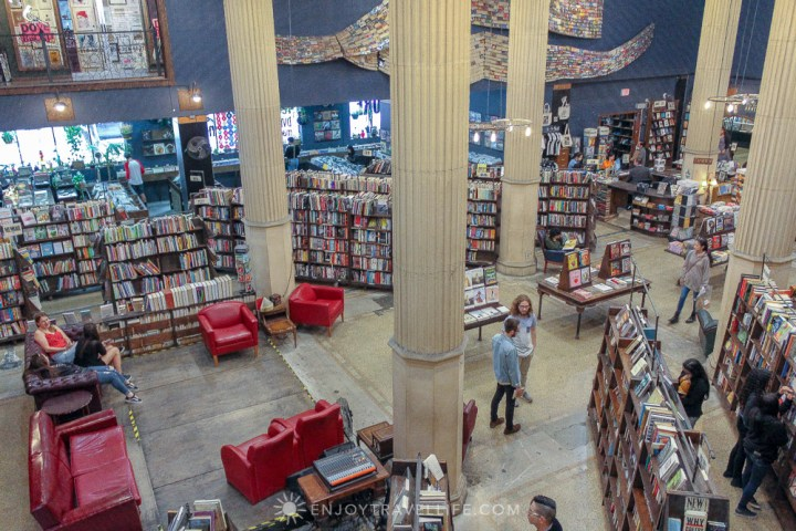 California's Largest Used and New Book and Record Store