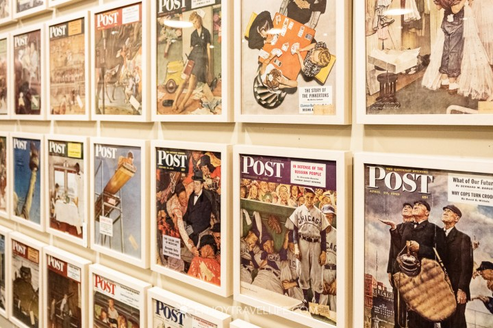 Norman Rockwell Museum Saturday Evening Post Collection