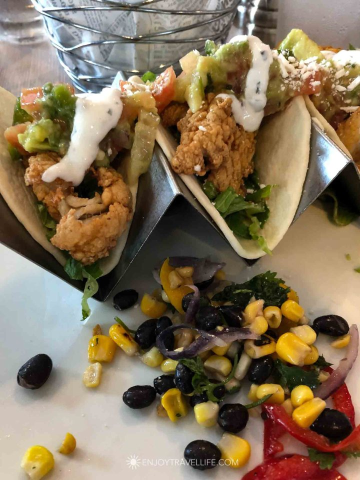 Baja Tacos, Finz Seafood and Grill in Salem MA