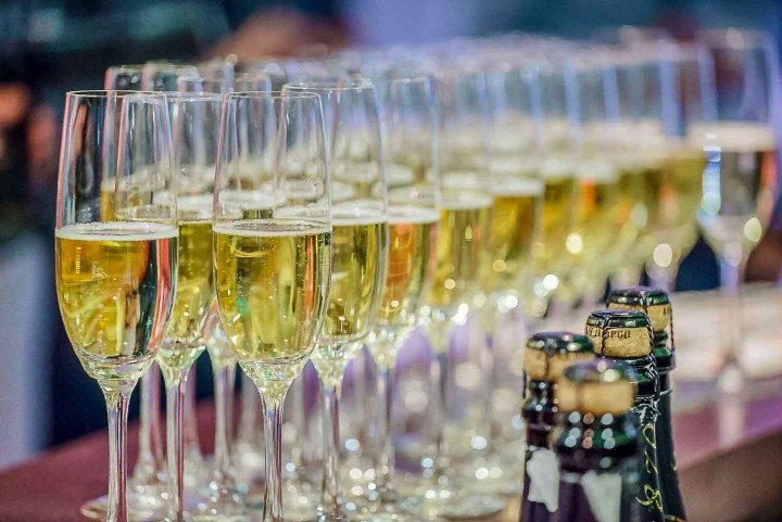 New Years at Mandarin Oriental Boston & Bar Boulud