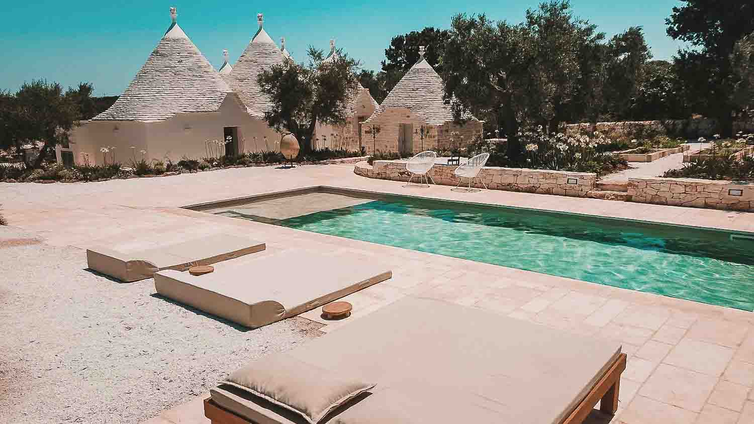 Rental in Alberobello with pool - Apulia, Italy