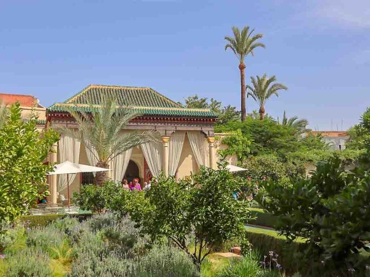 Le Jardin Secret, (Marrakech, Morocco)
