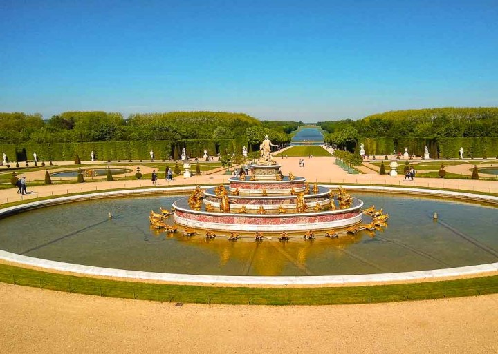 The Gardens, Palace of Versailles (Paris, France) | World Botanical Gardens