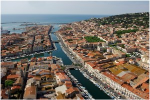 Sete, Herault, Languedoc-Roussillon, France